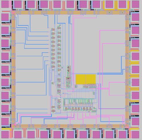 Chip layout